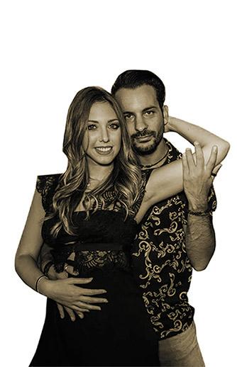 Riccardo e Jessica