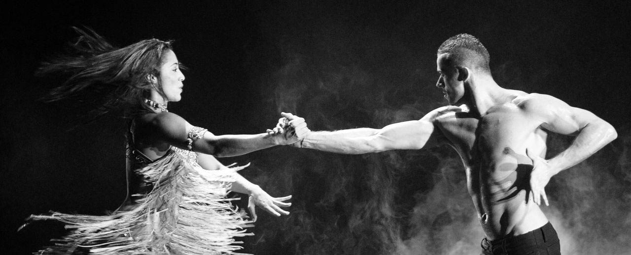 Salsa Choreography