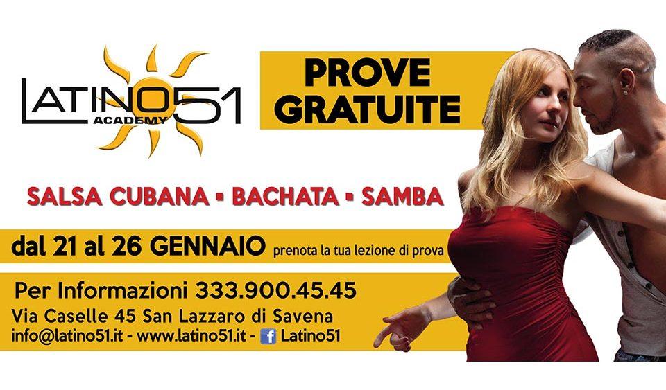 Nuovi Corsi Gennaio 2019 Latino51 Bologna