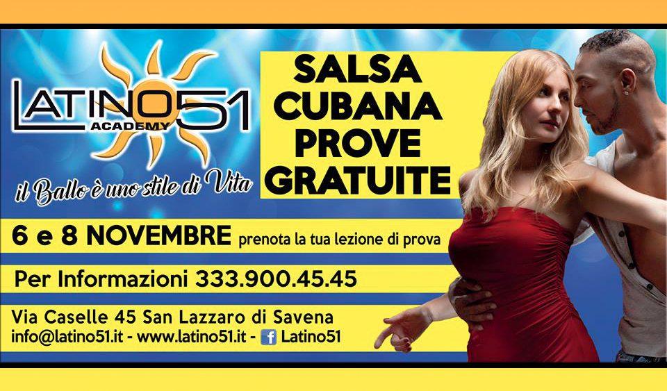 Nuovi Corsi Salsa Cubana Principianti Assoluti Novembre Latino51 Bologna